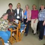 Linda Davis's Tartan Weaving Workshop