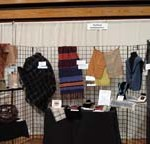 Portland Handweavers Guild Booth