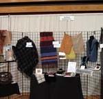 Portland Handweavers Guild Booth