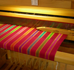 WintherTwill stripes on loom_edited